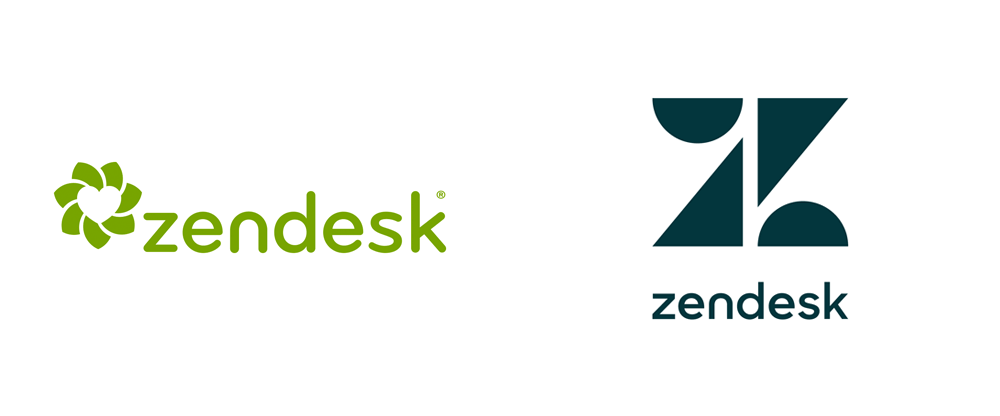 zendesk old new logo