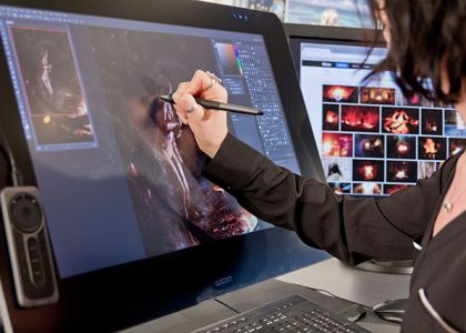 Dell Canvas Wacom Cintiq