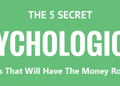 5 Psychological Triggers money rolling