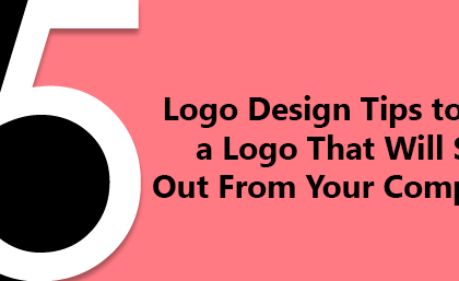 5 tips to consider when designing a logo